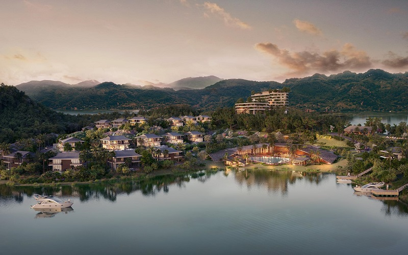 Pông Khim tại Cullinan resort