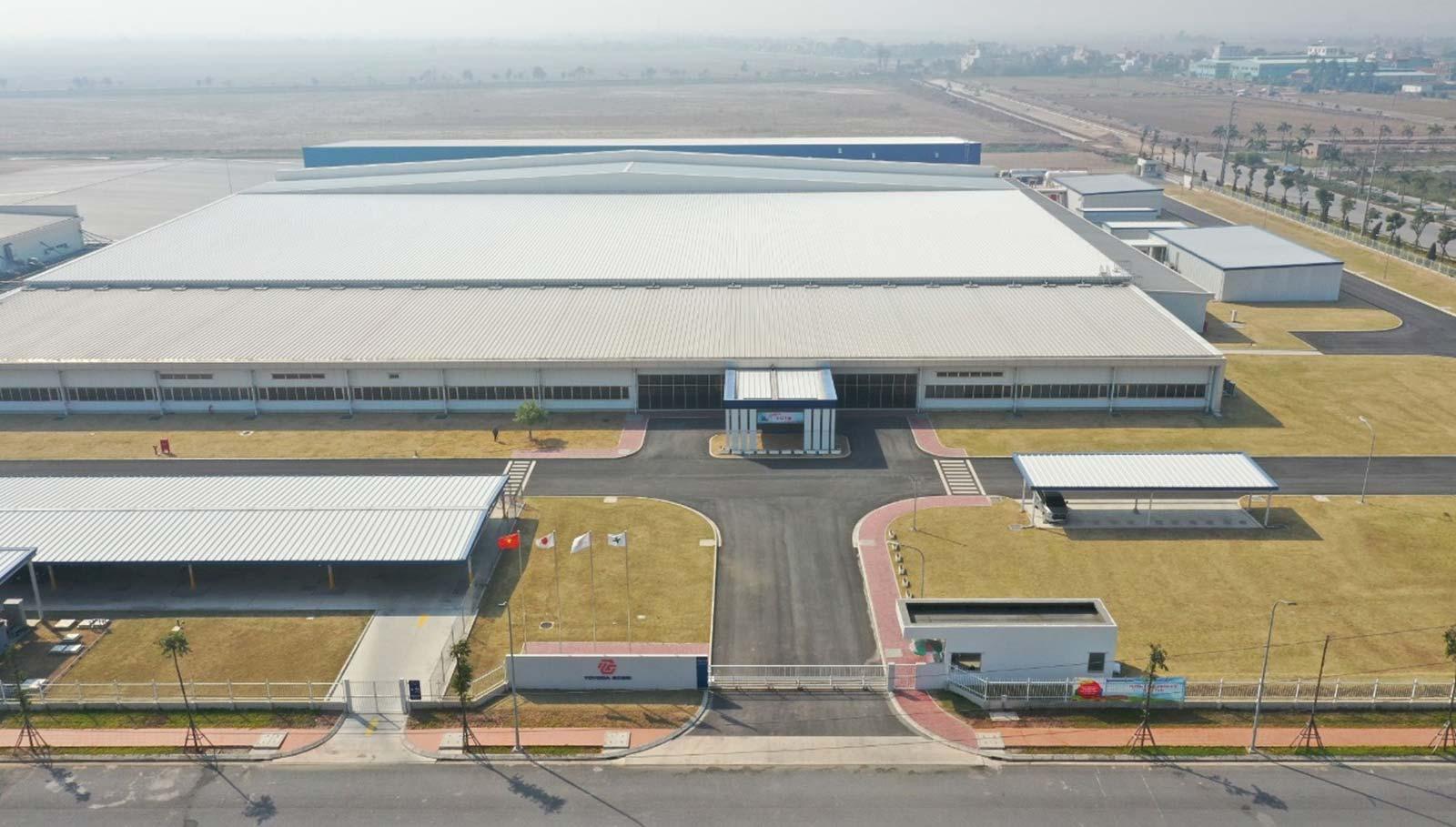 khu công nghiệp Tiền Hải Thái Bình